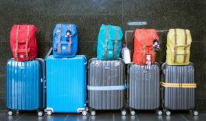 Equipajes de viajeros.