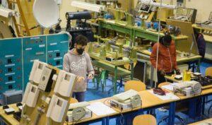 La mayor oferta de ciclos formativos de Formación Profesional nunca realizada hasta ahora en Andalucía.