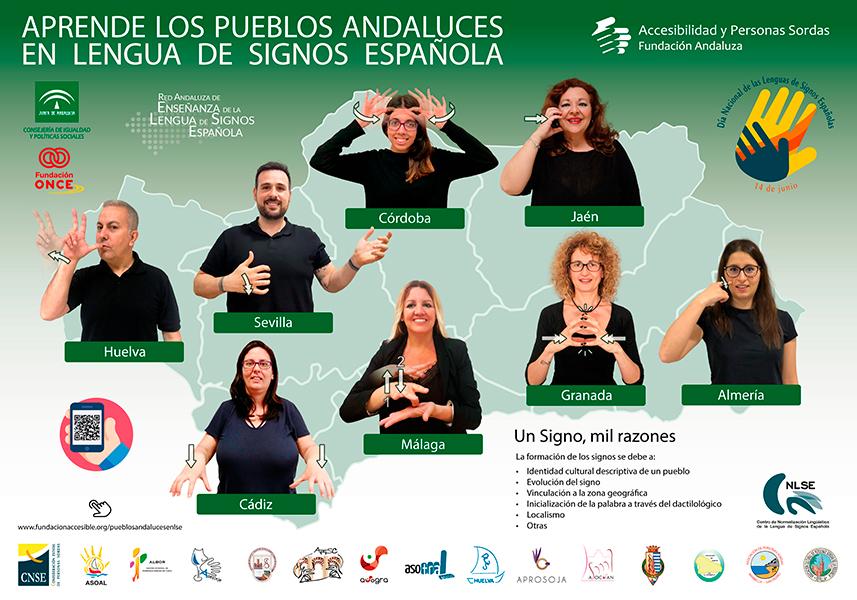 Pueblos Andaluces en LSE