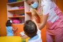 Aula de Educación Infantil de 0 a 3 años.