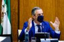 Juan Bravo interviene ante la comisión parlamentaria de Hacienda y Financiación Europea