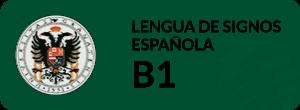 Curso de Lengua de Signos Española B1